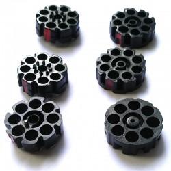 Cargador revolver CO2 4,5 mm