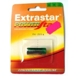 Pila alcalina Extrastar 1.5V LR1-E90