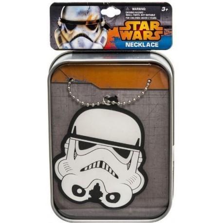 Collar Star Wars Stormtrooper
