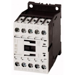 CONTACTOR TRIPLE 12A DILM12-01