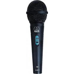 Micrófono dinámico AKG D 60 S