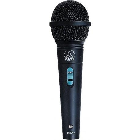 Micrófono dinámico AKG D 60